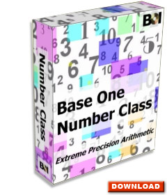 To subscribe and download Base One Number Class, click here