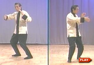 William Chen form on split screen