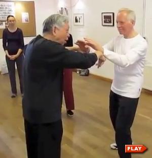 William Chen Two Hand Strike